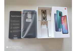 Xiaomi redmi note 9 3/64 NFC белый, серый