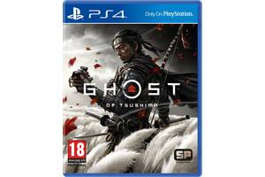 Игра Ghost of Tsushima (PS4, Русская версия)
