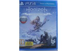 Игра Horizon Zero Dawn. Complete Edition PS4, русская версия