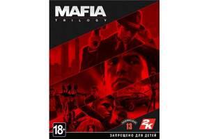 Игра PC Mafia Trilogy %5bBlu-Ray диск%5d english vershion (5026555364553)