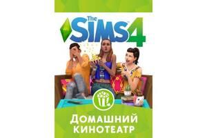 Игра PC The Sims 4: Домашний кинотеатр. Дополнение (sims4-kino)