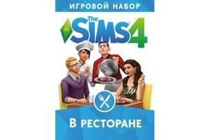 Игра PC The Sims 4: В ресторане. Дополнение (sims4-restoran)
