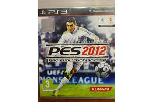 Игра Pro Evolution Soccer 2012 (PES 2012)
