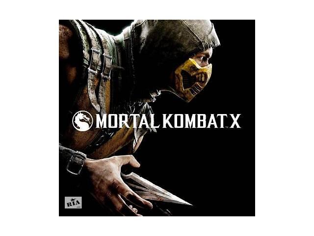 бу Игра SONY Mortal Kombat X (Хиты PlayStation) %5bBlu-Ray диск%5d (PSIV733) в Харькове