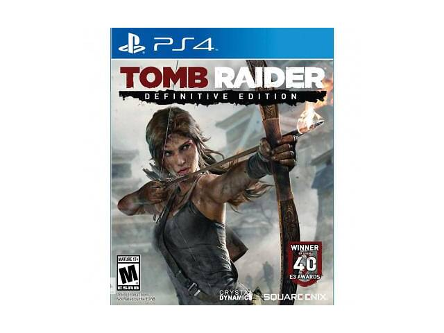 продам Игра SONY Tomb Raider Definitive %5bPS4, Russian version%5d (STOM94RU01) бу в Харькове