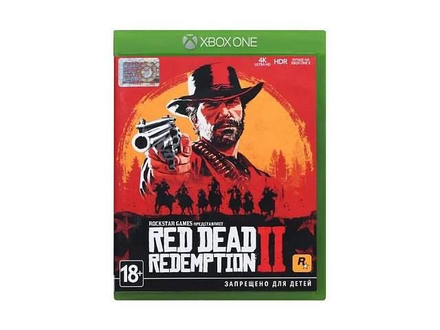бу Игра Xbox Red Dead Redemption 2 [Russian subtitles] (5026555359108) в Харькове