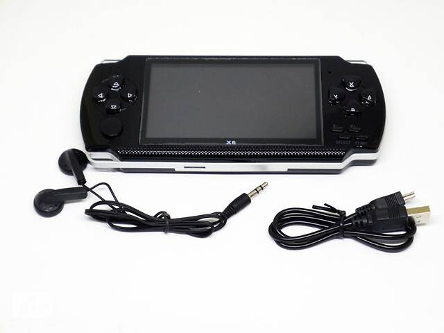 """бу Игровая приставка PSP-3000 X6 4,3"""" MP5 8Gb в Киеве"""