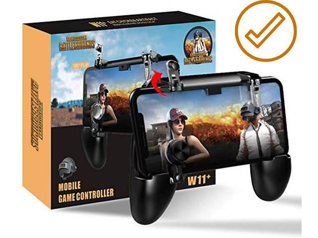 бу Игровой контролер - геймпад W11+ Mobile Game Controller. Качество ТОП в Каменском (Днепродзержинск)