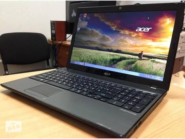 Игровой ноутбук Acer Aspire 5741G (core i3, 4 гига, 2 часа).  - объявление о продаже  в Киеве