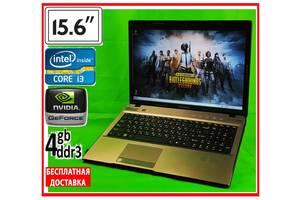 Игровой ноутбук Lenovo: Intel CORE i3 GEFORCE 4Gb. БЕСПЛАТНАЯ доставка
