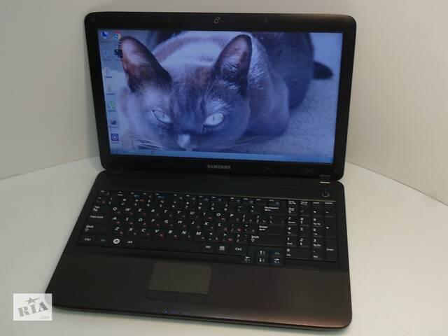 Игровой ноутбук Samsung R540 как новый
