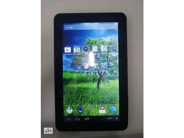 """продам Игровой планшет Verico Uni PAD RP-UDP05A 9"""" с большим экраном бу в Киеве"""