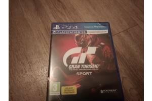 Игры Gran Turismo Sport (PS4,На Русском языке)