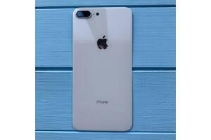 Задняя панель корпуса Apple iPhone 8 Plus Silver