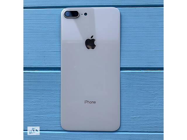 бу Задняя панель корпуса Apple iPhone 8 Plus Silver в Харькове