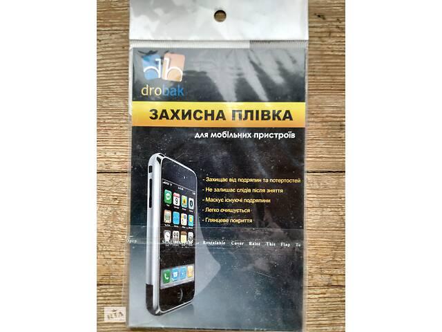 купить бу Захистний плівка screen protector Drobak для HTC Desire V T328w/Desire X в Києві