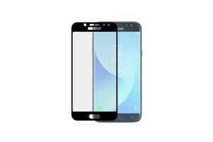 Защитное 3D стекло VERON Samsung J5 Pro J530 Full Cover Black