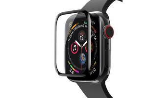 Защитное стекло 3D Apple Watch 40 мм. (Clear)