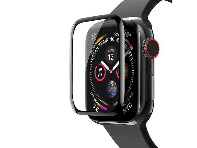 бу Защитное стекло 3D Apple Watch 40 мм. (Clear) в Запорожье