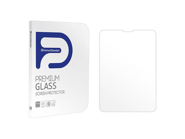 купить бу Защитное стекло Armorstandart Glass.CR для Apple iPad Pro 12.9 2021/2020/2018 (ARM55909) в Киеве