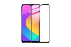 Защитное стекло для Xiaomi CC9e Full Glue Black