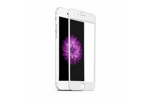 Защитное стекло iMax 3D для iPhone 6/6s Plus Белый|Полное покрытие|айфон 6/6s плюс