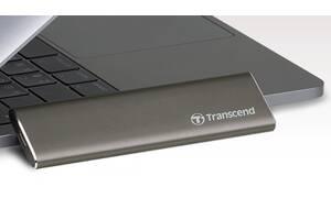 Зовнішній SSD накопичувач Transcend® 240ГБ (TS240GSJM600)