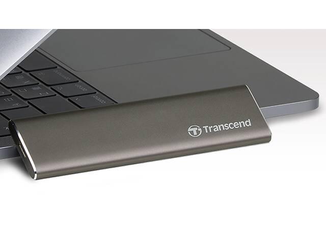 купить бу Внешний SSD накопитель Transcend & reg; 240ГБ (TS240GSJM600) в Киеве