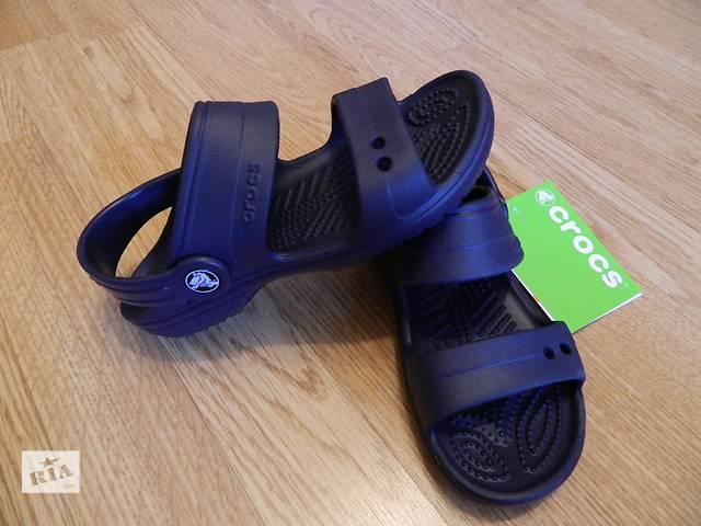 продам Crocs kids classic sandal унисекc Крокс бу в Киеве