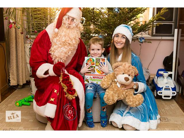 купить бу Дед Мороз и Снегурочка 2017 в Днепропетровске! в Днепре (Днепропетровск)