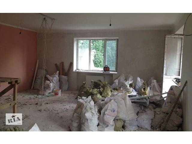 бу демонтажные работы в Тернопольской области