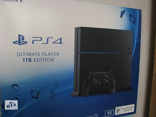 Sony PS 4- объявление о продаже  в Киеве
