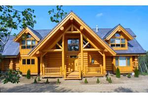 Деревянное строительство.