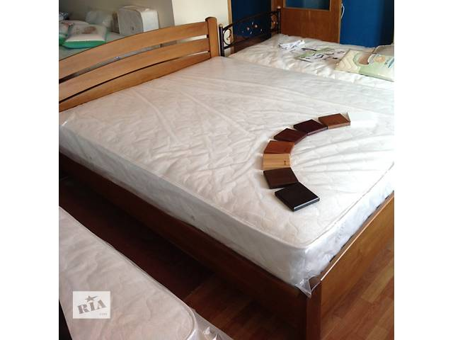 продам Деревянная кровать Венеция Люкс ТМ Эстелла. Любые размеры. Бесплатная, адресная доставка по Украине (до двери) бу в Днепре (Днепропетровск)