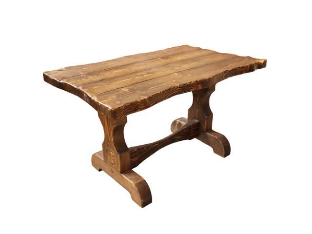 Деревянные столы под старину, Стол Хвилька- объявление о продаже  в Киеве