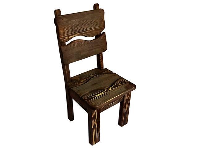 Деревянные стулья под старину, Стул Хвилька- объявление о продаже  в Киеве