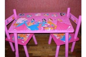 Новые Детские столы