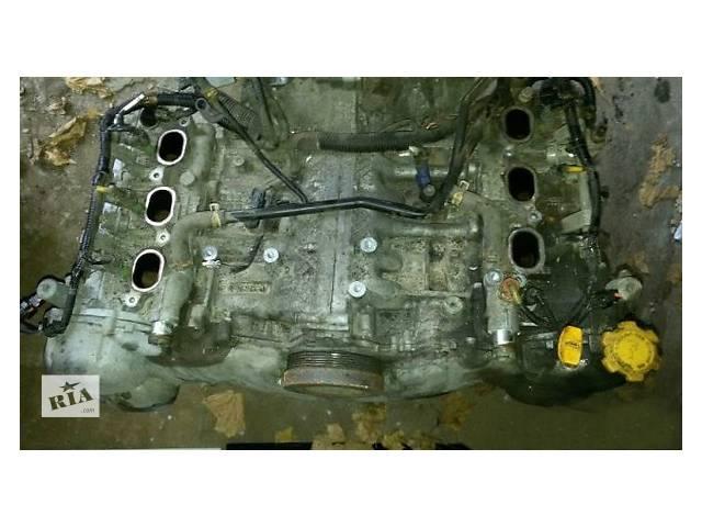 бу Детали двигателя Блок двигателя Subaru Tribeca 3.6 в Ужгороде