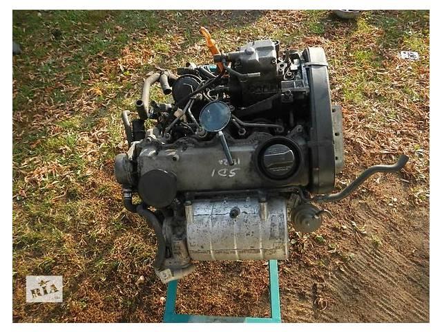 бу Детали двигателя Блок двигателя Volkswagen Polo 1.9 D в Ужгороде