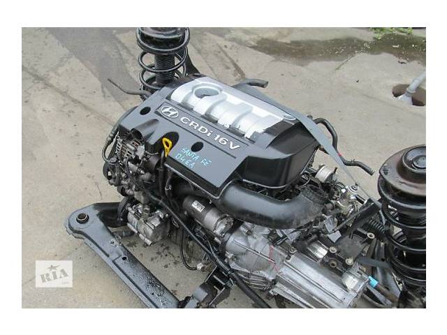 купить бу Детали двигателя Двигатель Hyundai Santa FE 2.0 CRDi в Ужгороде