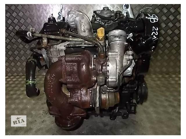 Деталі двигуна Двигун Volkswagen T2 (Transporter) 1.6 TD- объявление о продаже  в Хотині