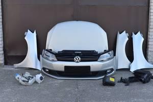 Бамперы передние Volkswagen Jetta