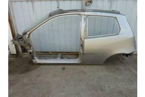 Пороги Fiat Coupe