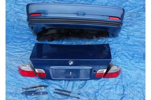 Крышки багажника BMW