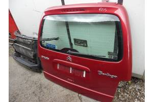 Крышки багажника Citroen Berlingo груз.