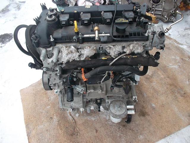 купить бу Детали двигателя Двигатель б/у Land Rover Range Rover Evoque Ланд Ровер Рендж Ровер Эвог в Киеве