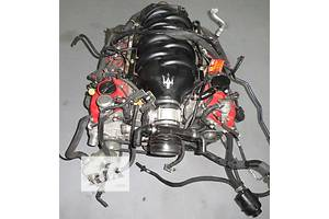 Двигатели Maserati Quattroporte