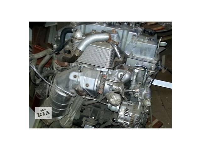 бу Детали двигателя Двигатель Легковой Mitsubishi Pajero Wagon 2005 в Луцке