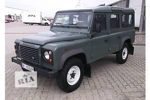 Фары Land Rover Defender