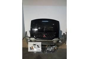 Бамперы передние Mitsubishi Pajero Sport